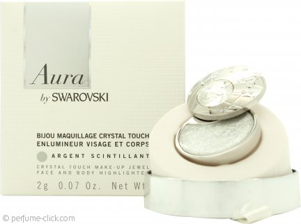 Swarovski Aura Crystal Touch Make-Up Jewel Face & Body Highlighter Pendant 2g