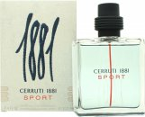 Cerruti 1881 Sport Eau de Toilette 100ml Spray