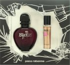 Paco Rabanne Black XS for Her Gift Set 50ml EDT + 15ml EDT