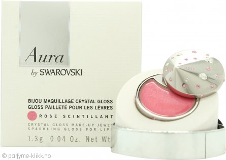 Swarovski Aura Crystal Gloss 1.3g - Rose