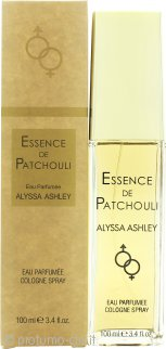 Alyssa Ashley Essence de Patchouli Eau Parfumee Cologne 100ml Spray