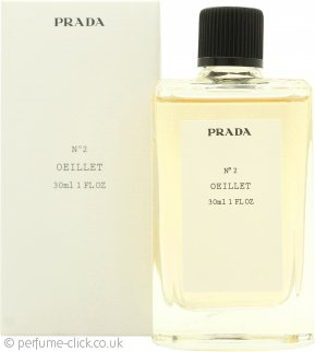 Prada No2 Oeillet Eau de Parfum 30ml Spray