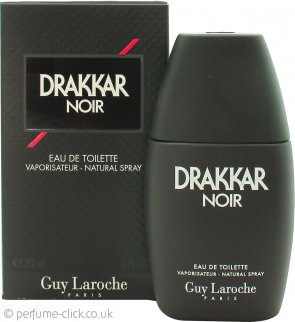 Guy Laroche Drakkar Noir Eau de Toilette 30ml Spray