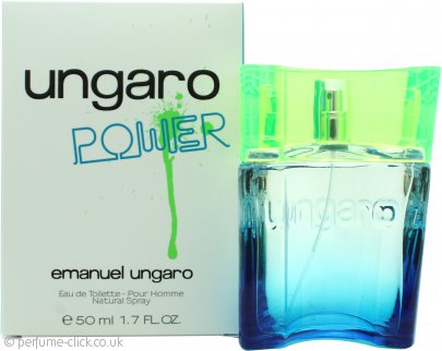 Emanuel Ungaro Power Eau de Toilette 50ml Spray