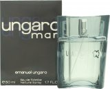 Emanuel Ungaro Man Eau de Toilette 50ml Spray