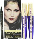 L'Oreal Volume Million Lashes So Couture Gift Set 2 x 9ml Mascara - Black