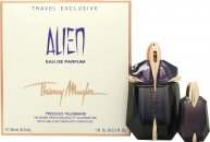 Thierry Mugler Alien Gift Set 30ml EDP Non-Refillable + 6ml EDP