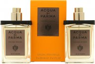Acqua di Parma Colonia Intensa Gift Set 2 x 30ml EDC Travel Refills