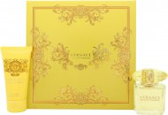 Versace Yellow Diamond Gift Set 30ml EDT + 50ml Body Lotion