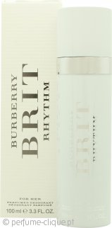Burberry Brit Rhythm for Women Deodorant 100ml Spray