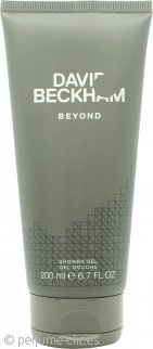 David Beckham Beyond Gel de Ducha 200ml