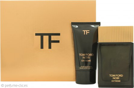 Tom Ford Noir Extreme Set de Regalo 100ml EDP + 75ml Bálsamo Aftershave
