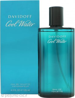 Davidoff Cool Water Eau De Toilette 125ml Spray