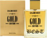 Calum Best Gold Eau de Cologne 100ml Vaporizador