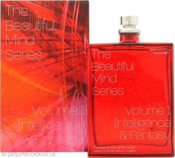 The Beautiful Mind Series Vol. 1: Intelligence & Fantasy Eau de Toilette 100ml Spray