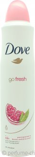 Dove Go Fresh Pomegranate and Lemon Anti-Perspirant Deodorant Spray 250ml