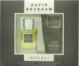David Beckham Instinct Set de Regalo 30ml EDT + 150ml Gel de Ducha