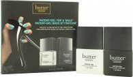 Butter London Patent-Gel Top & Tails Gift Set 11ml Topcoat + 11ml Basecoat