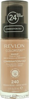 Revlon ColorStay Makeup 30ml - Medium Beige Combination/Oily Skin