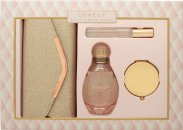Sarah Jessica Parker Lovely Gift Set 100ml EDP + 10ml Roller Ball + Mirror + Bag