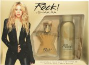 Shakira Rock! by Shakira Geschenkset 50ml EDT + 150ml Deodorant Spray