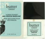 Butter London Horse Power Nail Rescue Basecoat 0.4oz (11ml)