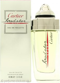 Cartier Roadster Sport Eau de Toilette 100ml Spray