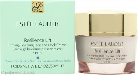 Estee Lauder Resilience Lift Firming Sculpting Face & Neck Cream 50ml - Normal/Combination Skin
