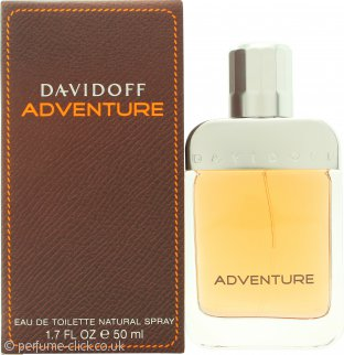 Davidoff Adventure Eau de Toilette 50ml Spray