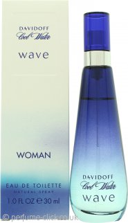 Davidoff Cool Water Wave Eau de Toilette 30ml Spray