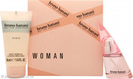 Bruno Banani Woman Gift Set 20ml EDT + 50ml Shower Gel