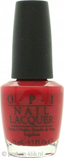 OPI Nagellak 15ml OPI Red