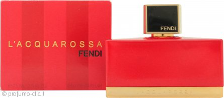 Fendi L'Acquarossa Eau de Parfum 75ml Spray