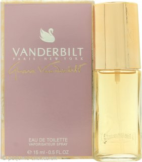 Gloria Vanderbilt Vanderbilt Eau de Toilette 15ml Spray