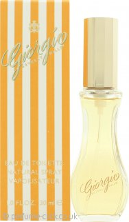 Giorgio Beverly Hills Giorgio Yellow Eau de Toilette 30ml Spray