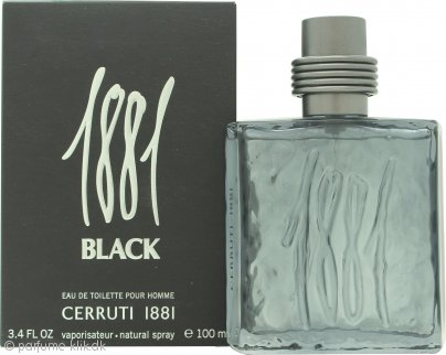 Cerruti 1881 Black Eau de Toilette 100ml Spray