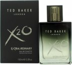 Ted Baker X20 Extraordinary For Men Eau de Toilette 100ml Spray