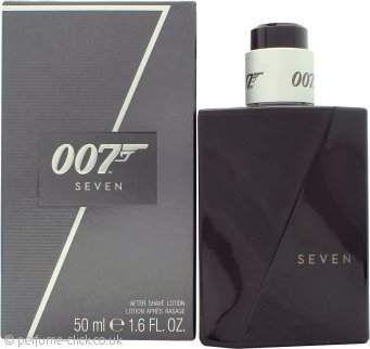 James Bond 007 Seven Aftershave 50ml Spray