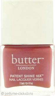 Butter London Patent Shine 10X Nail Lacquer 11ml - Dearie Me