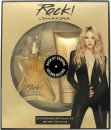 Shakira Rock! by Shakira Set de Regalo 80ml EDT + 100ml Loción Corporal