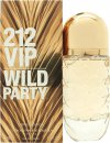 Carolina Herrera 212 VIP Wild Party 2016 Edición Limitada Eau de Toilette 80ml Vaporizador
