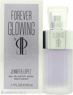 Jennifer Lopez Forever Glowing Eau de Parfum 50ml Spray