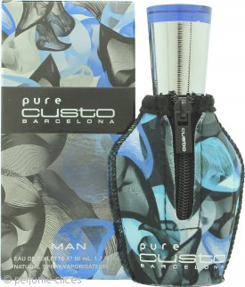 Custo Barcelona Custo Pure Man Eau de Toilette 50ml Vaporizador