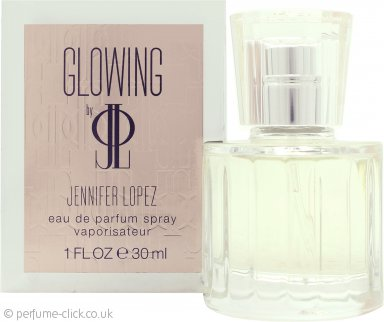 Jennifer Lopez Glowing Eau de Parfum 30ml Spray