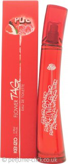 Kenzo Flower Tag Eau de Toilette 50ml Spray
