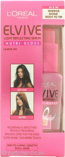 L'Oreal Elvive Serum Nutri Brillo Reflejo Ligero 50ml
