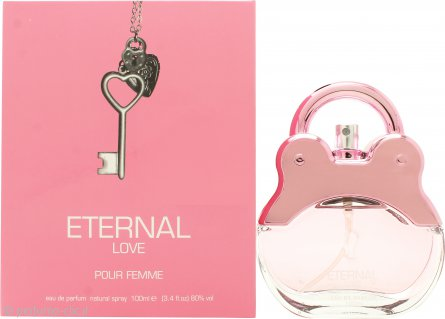 Laurelle Eternal Love Eau de Parfum 100ml Spray