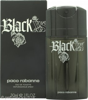 Paco Rabanne Black XS Eau de Toilette 30ml Spray
