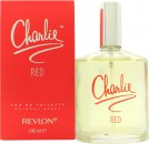 Revlon Charlie Red Eau de Toilette 3.4oz (100ml) Spray