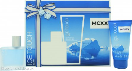 Mexx Ice Touch Man Gift Set 30ml EDT + 50ml Shower Gel